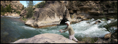Lower Seeley River - Joes- Cottonwood River Todd Fishing