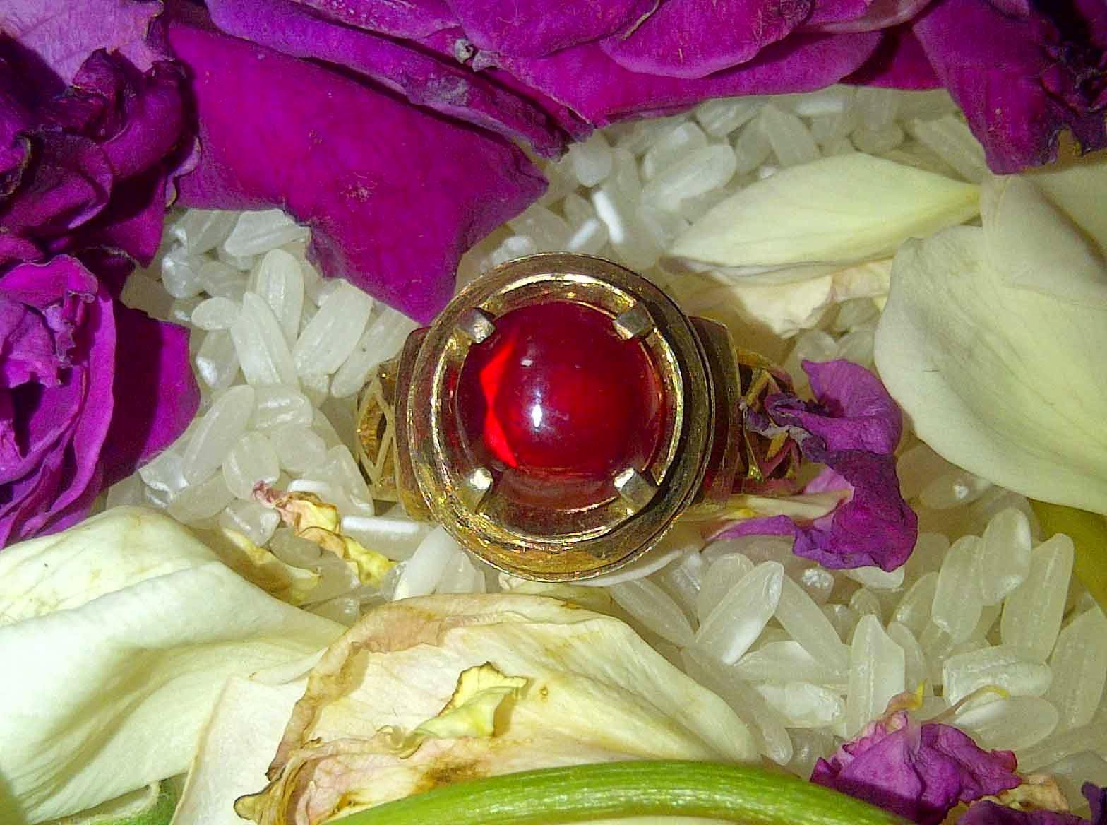Cara Mendapatkan Batu Merah Delima, Mustika, Cincin Dan
