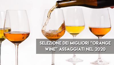 migliori orange wine italiani