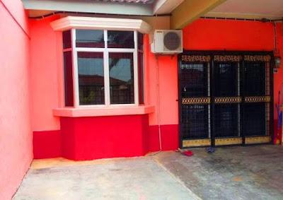 Yan homestay Melaka