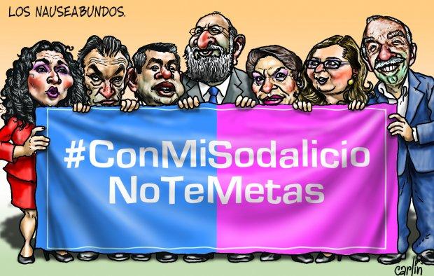 Carlincaturas Viernes 10 Marzo 2017 - La República