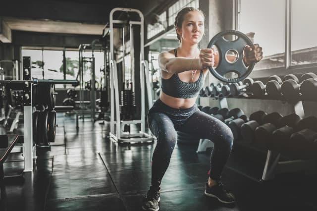 Tập gym có tăng chiều cao
