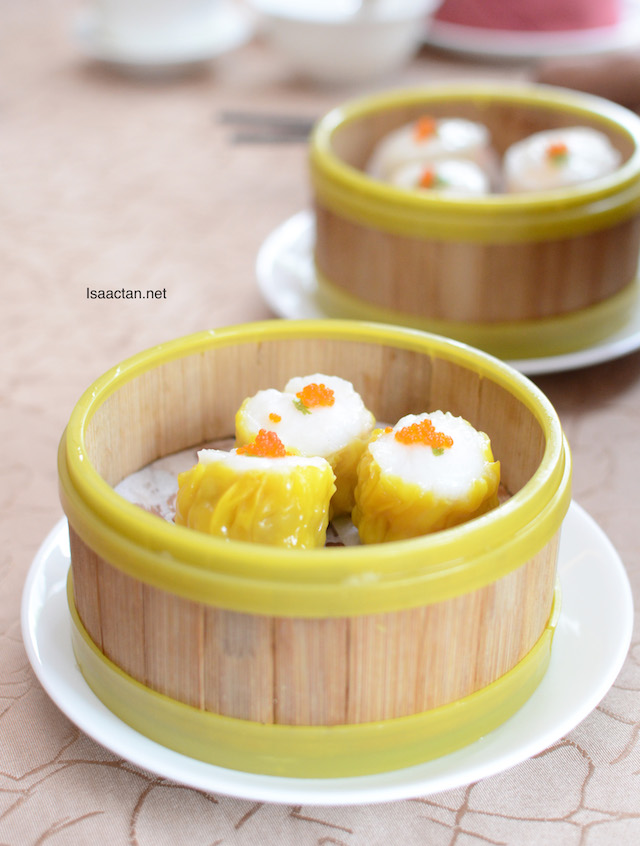 Dim sum makes the world go round, yes it does