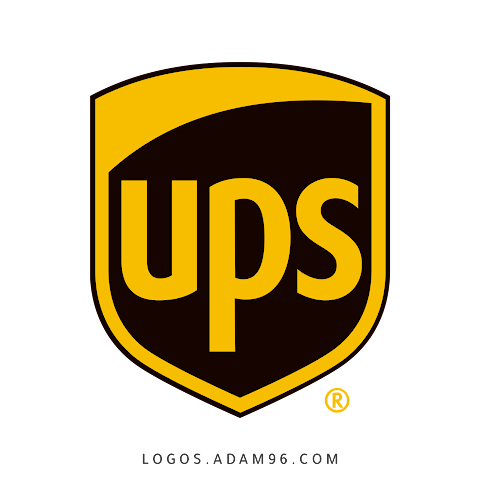 UPS Logo Original PNG Download - Free Vector