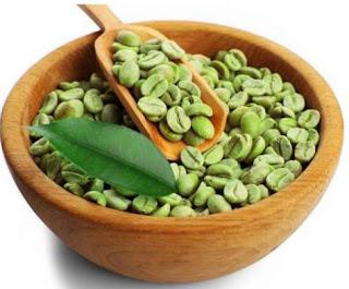 Kopi Hijau,Khasiat,Manfaat,Efek Samping,Cara Minum, Green Coffee Bean