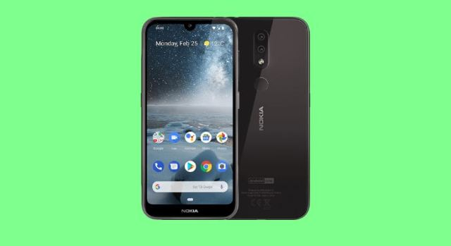 Nokia 4.2 Receiving Android 11 Update