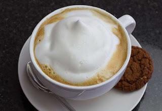 Hindari kopi creamer agar sehat
