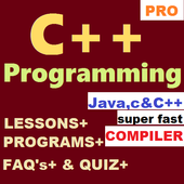 Learn C++ Programming[Compiler Pro]