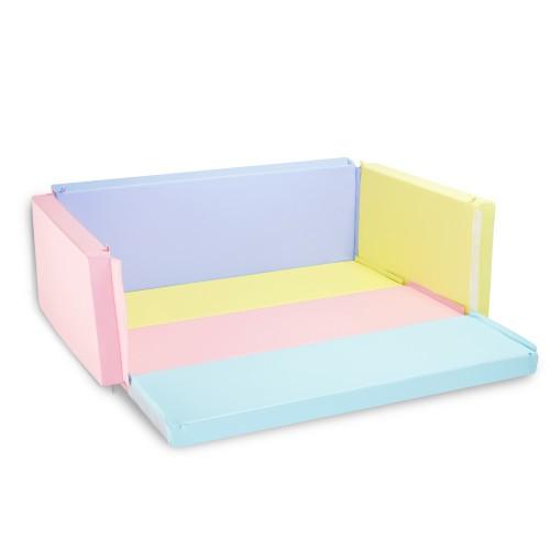Alas matras bayi besar atau playmat bayi (Baby Bumper Bed)