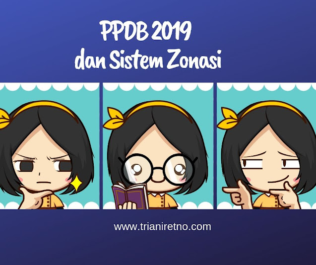 ppdb dan sistem zonasi
