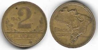 2 Cruzeiros, 1945