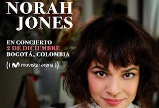 Concierto de NORAH JONES