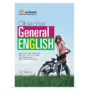Arihant Objective General English (English, S. P. Bakshi)