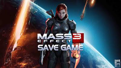 mass effect 3 100 save