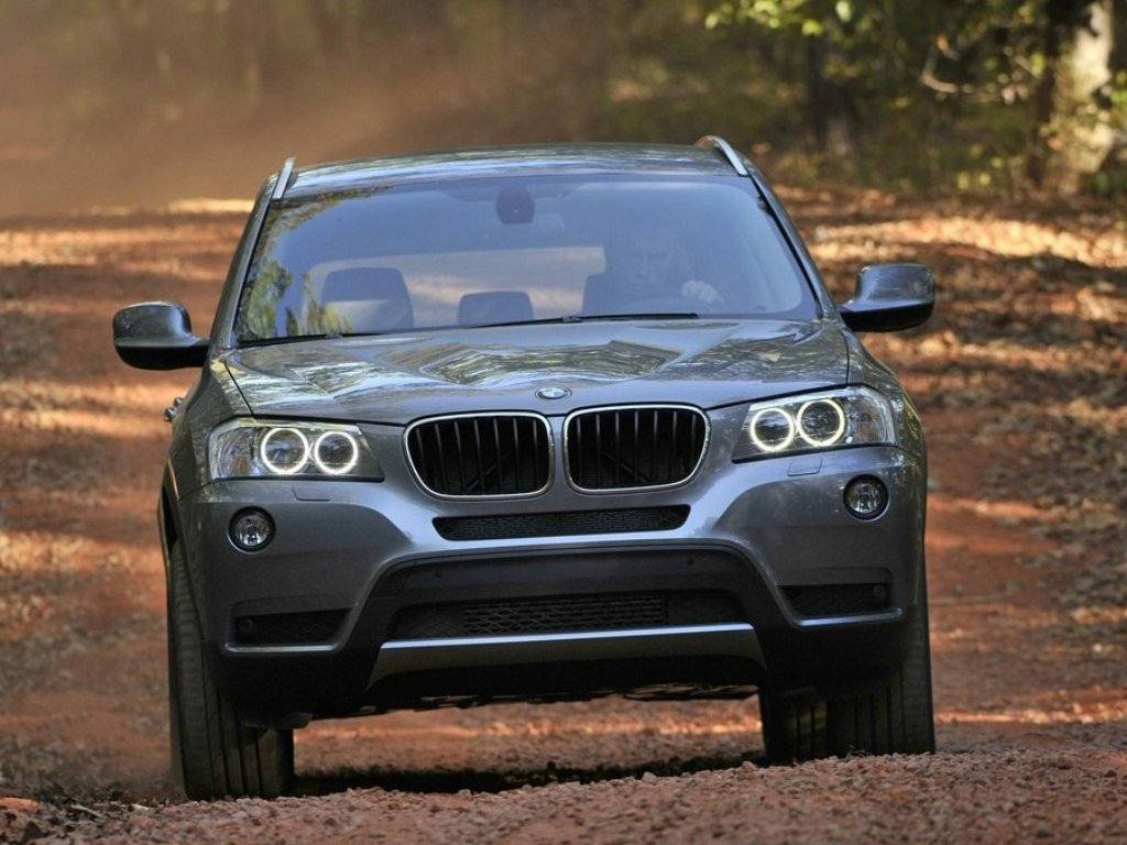 BMW X3 Off Road Wallpapers