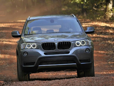 BMW X3 Off Road Normal Resolution HD Wallpaper 8
