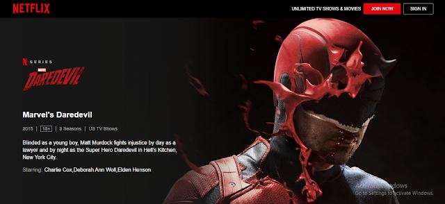 Daredevil Web series, Your help