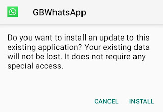 install gbwhatsapp latest version on android
