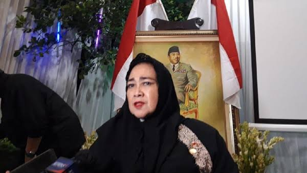 "Rachmawati Khawatir Prediksi Prabowo ""Indonesia Bubar"" Bakal Kejadian"