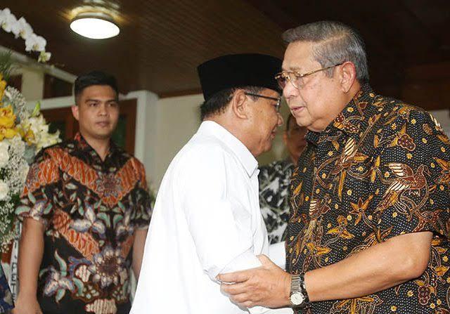 Jurkamnas BPN: Penyampaian Kebaikan Ibu Ani Permintaan Pak SBY