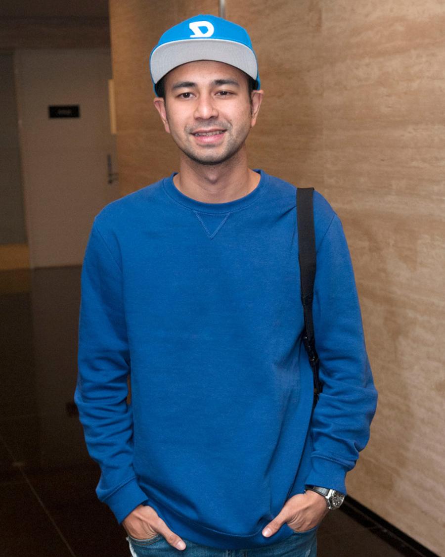 Aktor tampan mantan playboy kelas kakap Raffi Ahmad