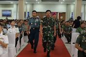 Panglima TNI: Jadilah Perwira Yang Mampu Membaca Arah Perubahan