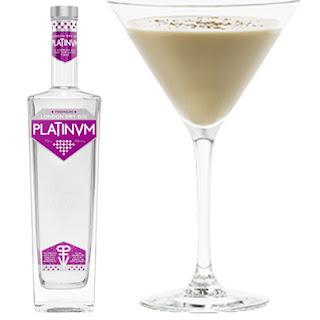 Cocktail con ginebra Platinum : Alexander II