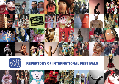 RÉPERTOIRE INTERNATIONAL DES FESTIVALS... REPERTORY OF INTERNATIONAL FESTIVALS