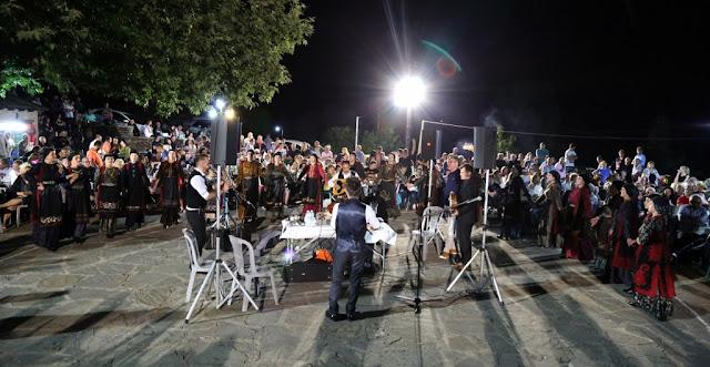 Γιάννενα: Σε Βοβούσα Και Αρίστη Το Πρώτο Βραβείο Του Διαγωνισμού Ζαγορίσιων Χορών Στους Κήπους