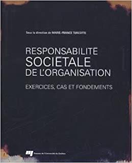 Responsabilité sociétale de l'organisation : Exercices, cas et fondements