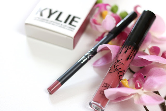 G Beauty: Kylie Lip Kits in 22 and Posie K