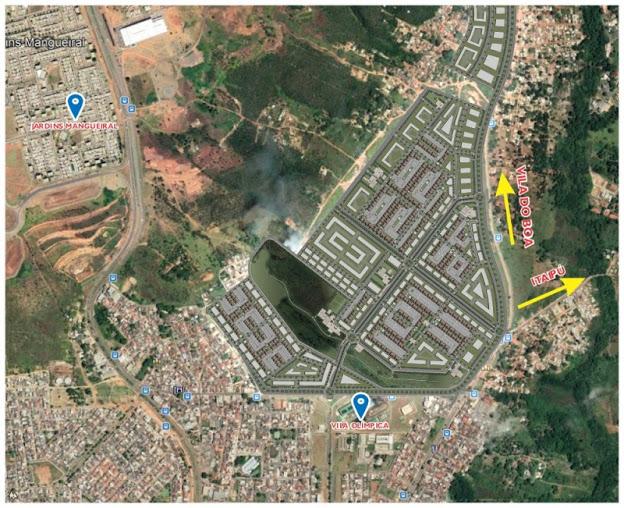 Codhab começa a chamar neste mês 6,4 mil inscritos para o Alto Mangueiral