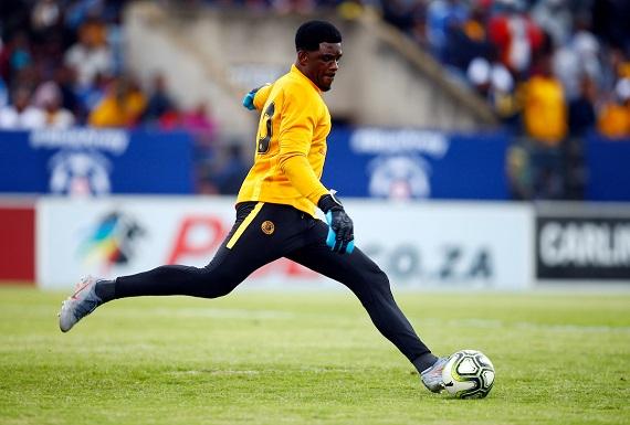 Kaizer Chiefs goalkeeper Daniel Akpeyi