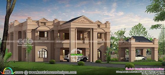 Luxury Colonial Home 6400 Sq-ft