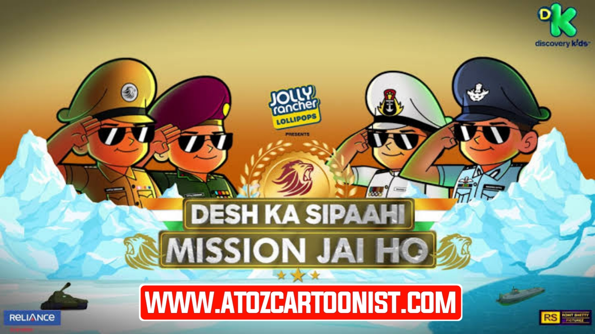 LITTLE SINGHAM DESH KA SIPAAHI – MISSION JAI HO FULL MOVIE IN HINDI DOWNLOAD (480P HALF HD)