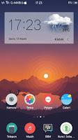 Theme Oppo Flit Flat OS 14 Android Mboton