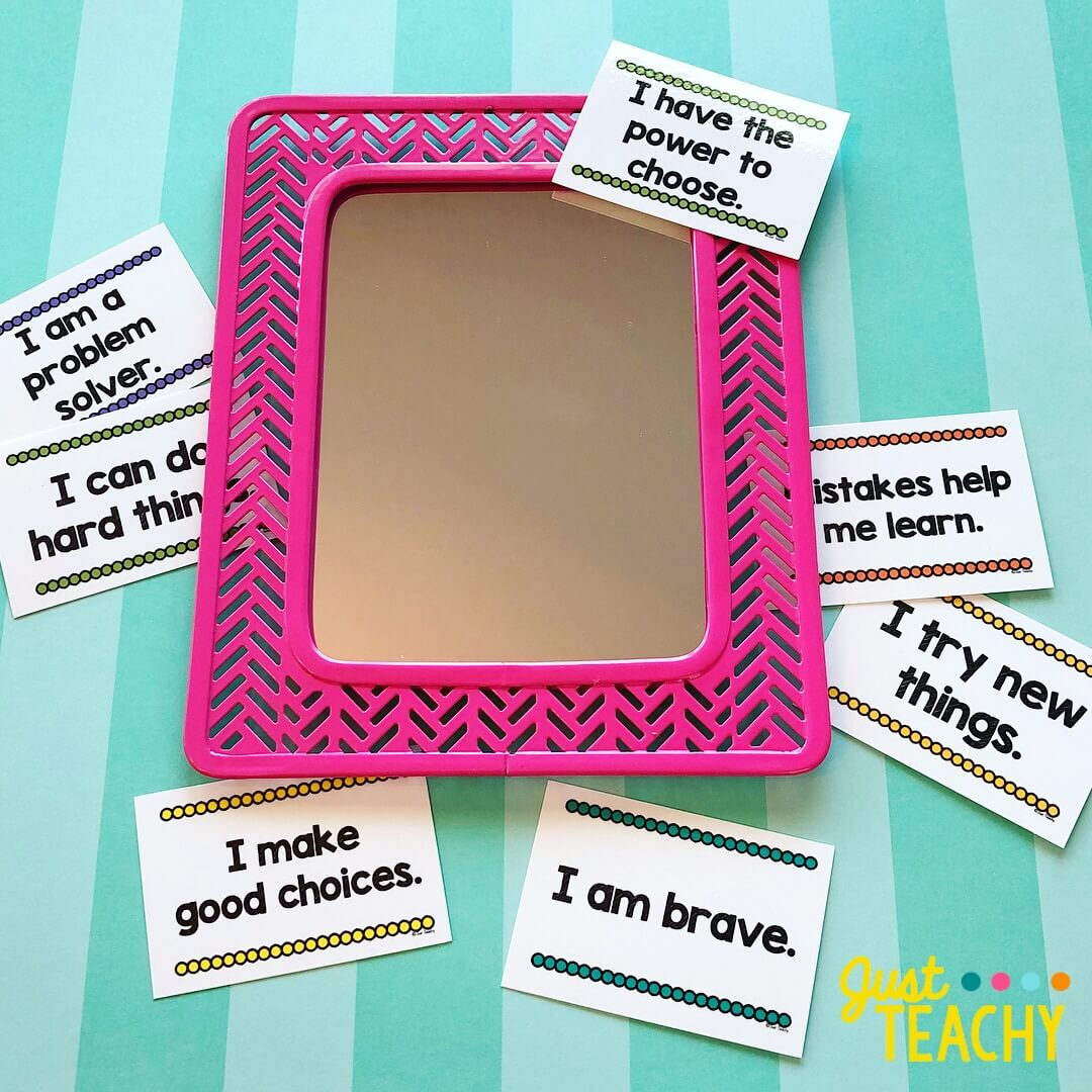 Using Positive Affirmations To Promote Growth Mindset