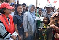 Tutup Kejuaraan Pacuan Kuda Pantai di Lambu, IDP Sumbang Rp20 Juta