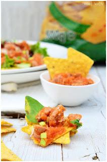 tinga con chorizo- Guisado de longaniza - receta con falda - verdaderas recetas de cocina mexicanas-