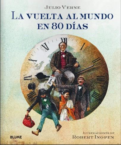 La vuelta al mundo en 80 días Julio Verne
