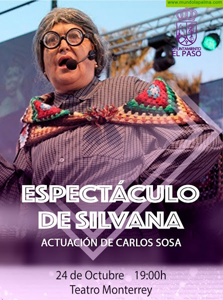 Doña Silvana cierra el mes del mayor en El Paso