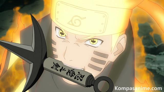 Sudah Jelas! Naruto Masih Memiliki Kekuatan Six Path Sage Mode Di Boruto