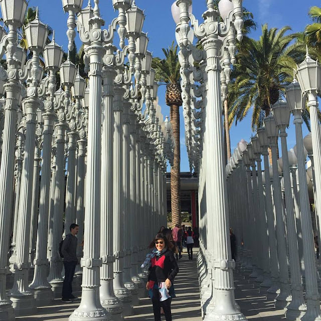 LACMA Los Angeles County Muséum of Art Los Angeles