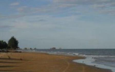 Pantai Batu Lamampu pantai batu lamampu nunukan