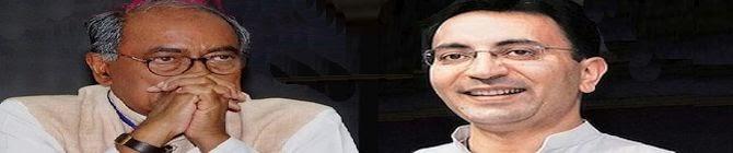 Digvijay Known For Pro-Pakistan Views: Jitin Prasada