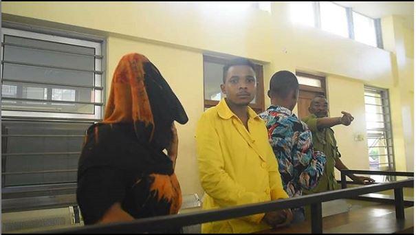 Amber Rutty, Mumewe na James Delious wahukumiwa kwenda jela miaka mitano