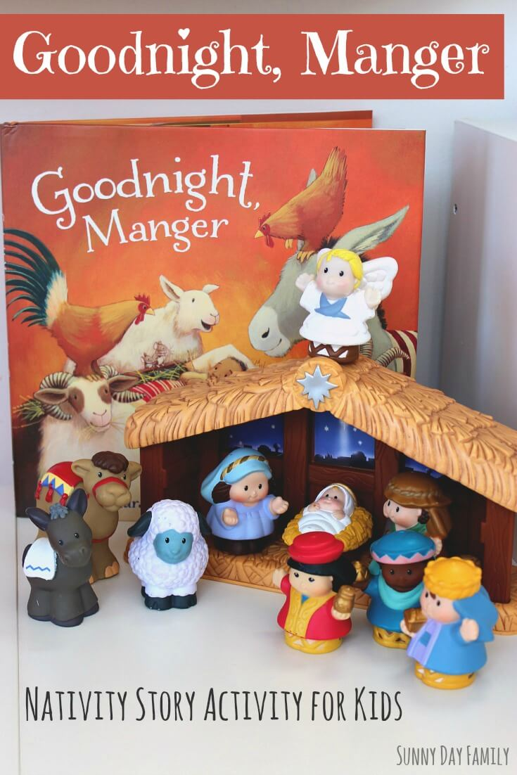 Help children learn the Nativity story with a fun new book and storytelling activity!