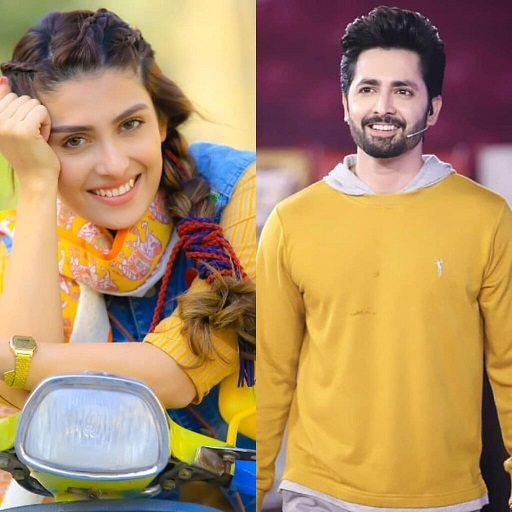 Danish Taimoor and Ayeza Khan Same Dress excellent Clicks 8