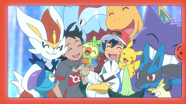 Jornadas Pokémon Equipe Atual