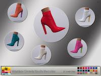Madlen Omnia Boots Recolor